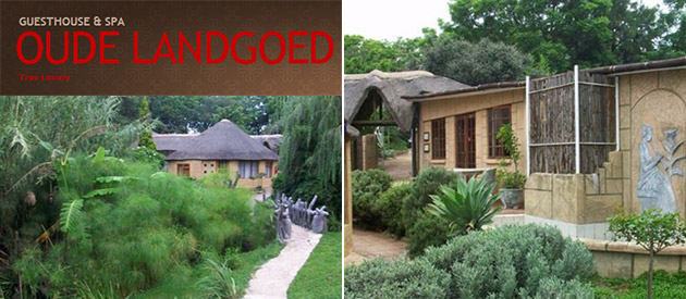 Oude Landgoed Lodge and Spa - Rustenburg accommodation - North West
