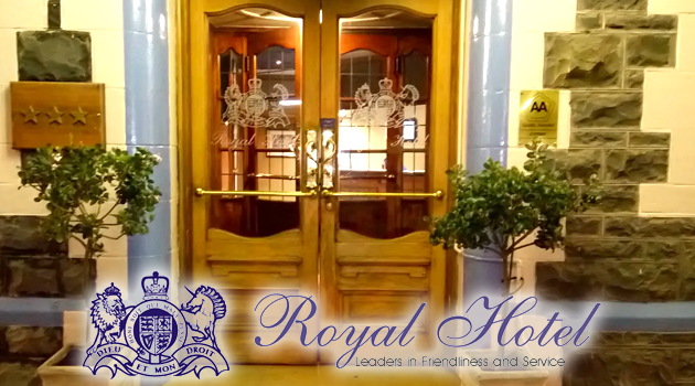 THE ROYAL HOTEL, LADYSMITH KZN